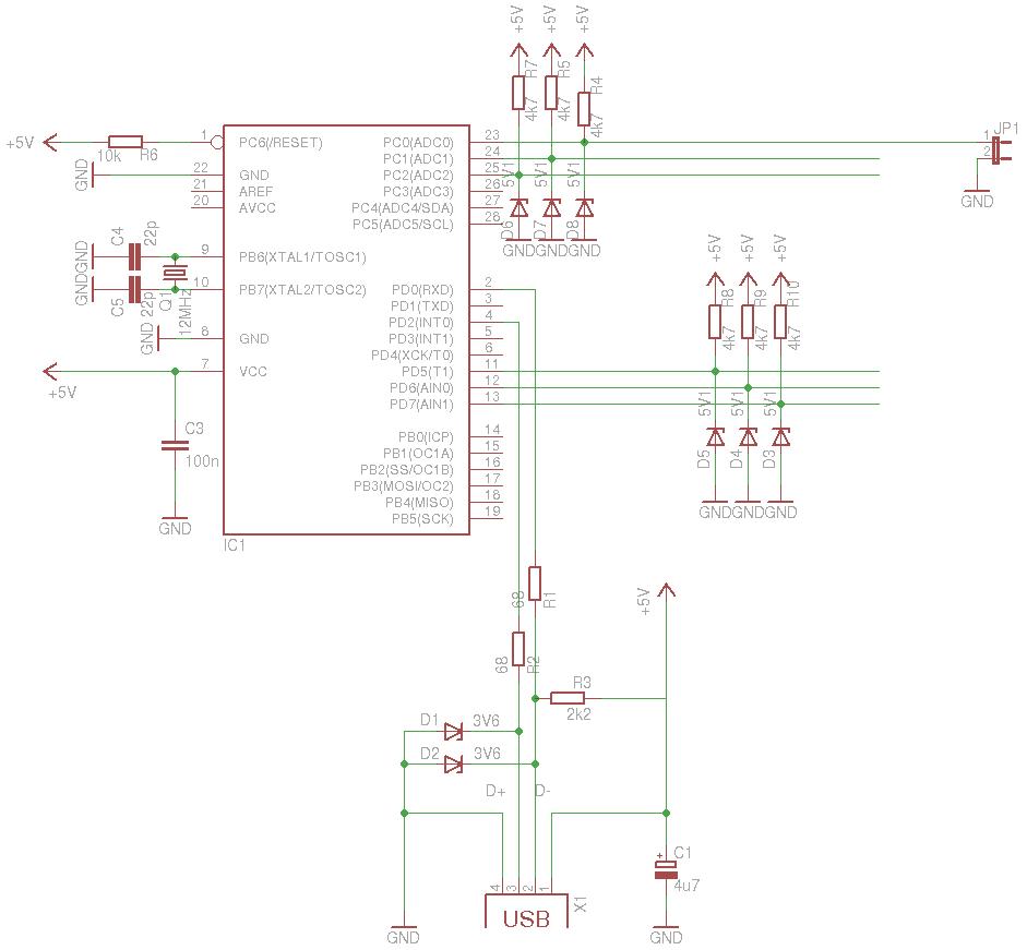 31 usb 1wire hub myelectronicprojects 0 0 0 documentation rh ponty github io Upright MX 19 Wire Schematics Boat Wiring Diagram